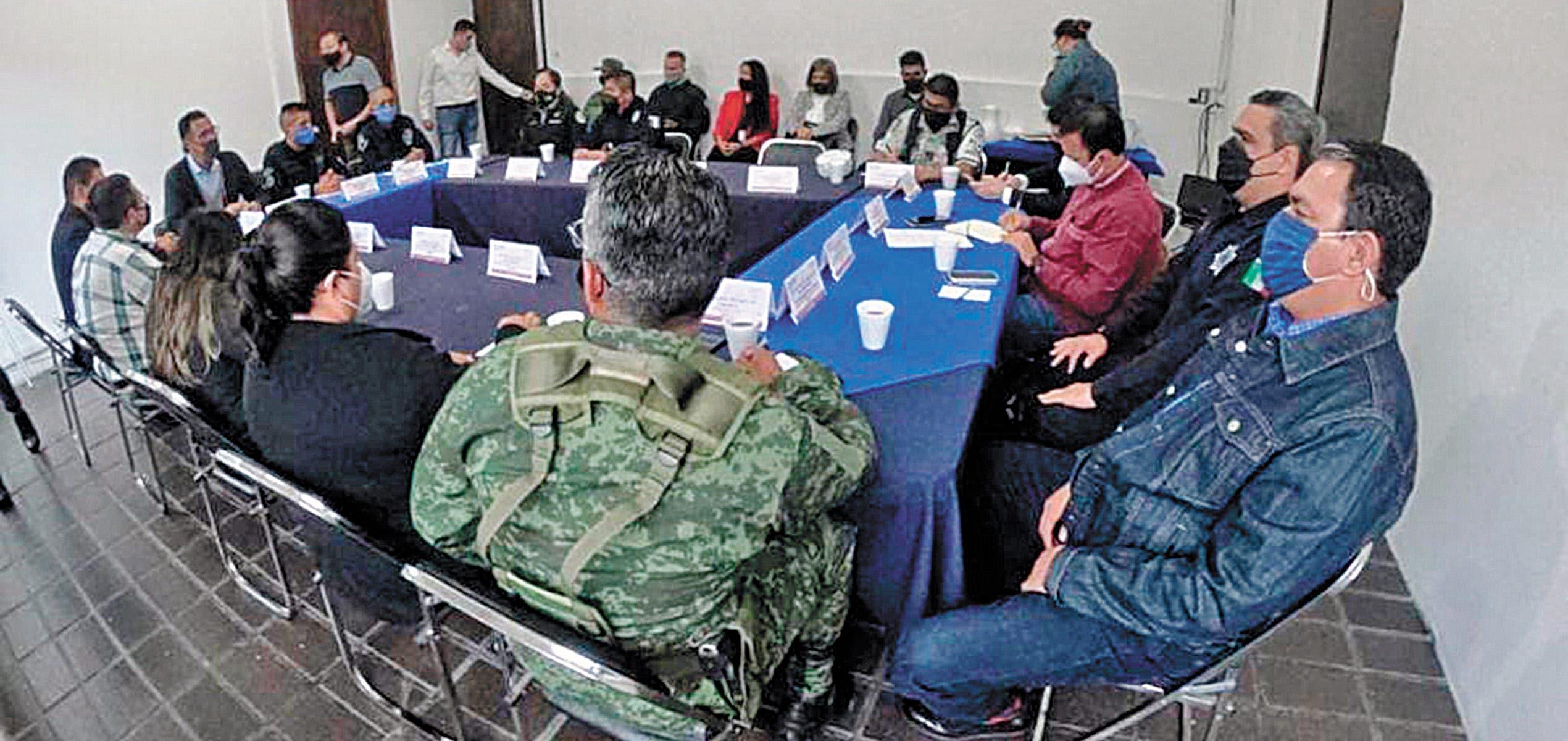 Dan fuerza a seguridad en Cuernavaca