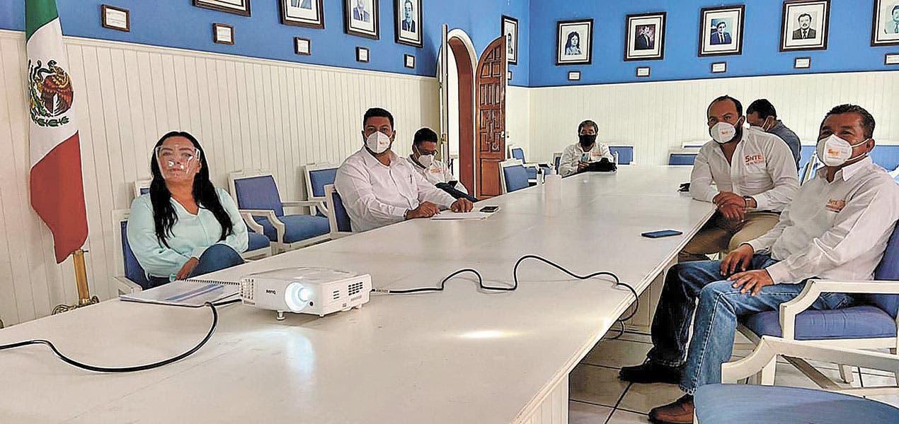 Participará magisterio de Morelos en integración de pliego petitorio