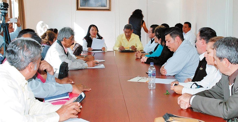 Cumplimiento. El Gobernador Graco Ramírez ha resaltado el compromiso que se tiene con el sector magisterial morelense, uno de los mejores pagados del país.