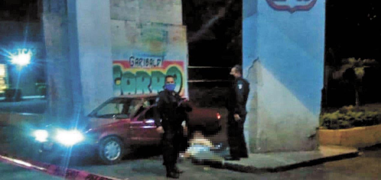En Tetelcingo asesinan a sujeto de 30 años