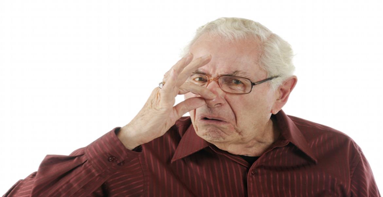 Olor a anciano se produce en el cuerpo desde los 30