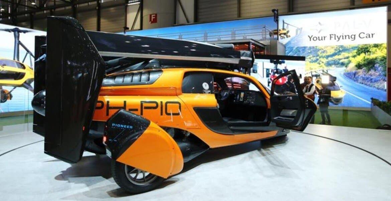 Sacan a la venta el primer auto volador, con un precio que ronda los 600 mil dólares