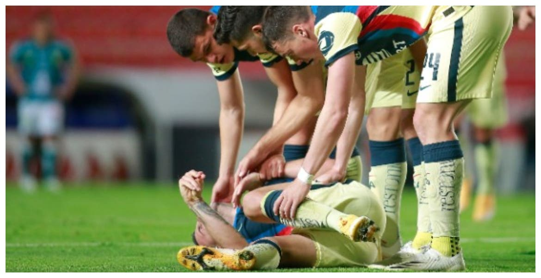 Se confirma lesión de Nicolás Benedetti; será operado