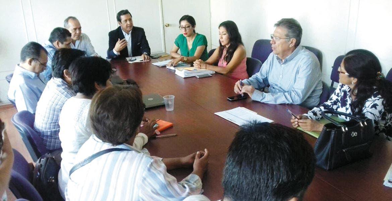 Seguimiento. Este viernes se reunieron los líderes regional y estatal de Antorcha con el director general de Gobierno, para avanzar en respuestas.