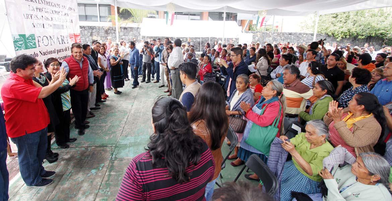 Tranquilidad. Los programas de Sedesol en Morelos están garantizados, revelaron las autoridades.