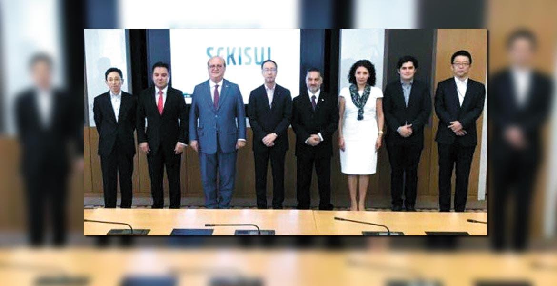 Inversión. Directivos de Sekisui se comprometieron con el Gobernador Graco Ramírez, a instalar una nueva línea de producción en su planta instalada en la Ciudad Industrial del Valle de Cuernavaca.