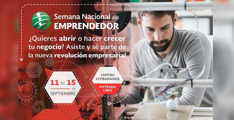 Invitan a oaxaqueños a la Semana Nacional del Emprendedor 2017