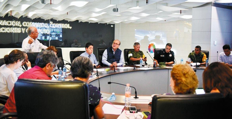 Hasta el momento 55 víctimas tras sismo de esta tarde en Morelos