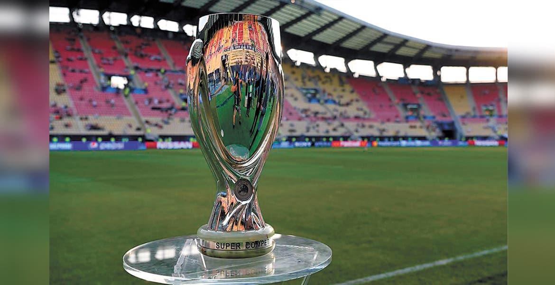 Sevilla y Bayern van por la supercopa de Europa