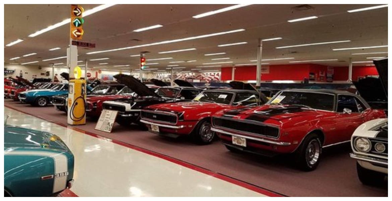 Subastarán 200 autos clásicos en un museo de Florida; están en bancarrota