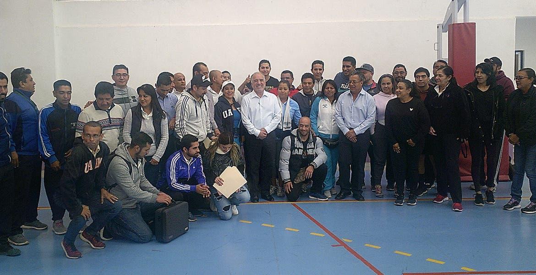 Supervisa Urquiza instalaciones de la UAEM de cara a universiada