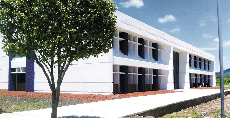 Bien equipado. En el nuevo edificio se invirtieron más de 26 millones de pesos.