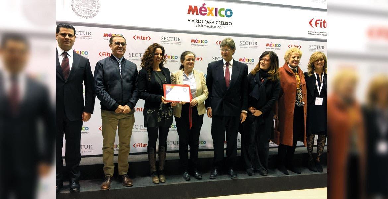México estará presente en la 38° edición de FITUR-Madrid 2018