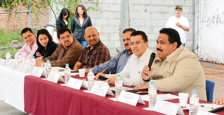 Crisis. El alcalde Raúl Tadeo señaló que la situación financiera de Cuautla es complicada.