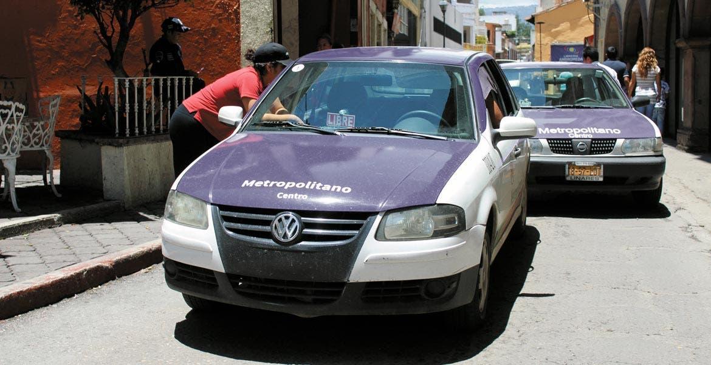 Sanción. La Secretaría de Movilidad y Transporte aplica una sanción de 42 mil pesos por prestar el servicio sin concesión o permiso