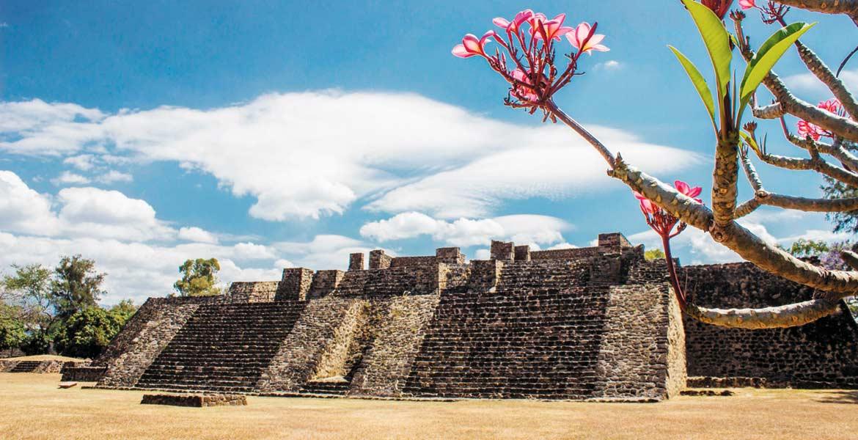Atractivo. Buscan resaltar el interés de la zona arqueológica y atraer más visitantes a la capital de Morelos.