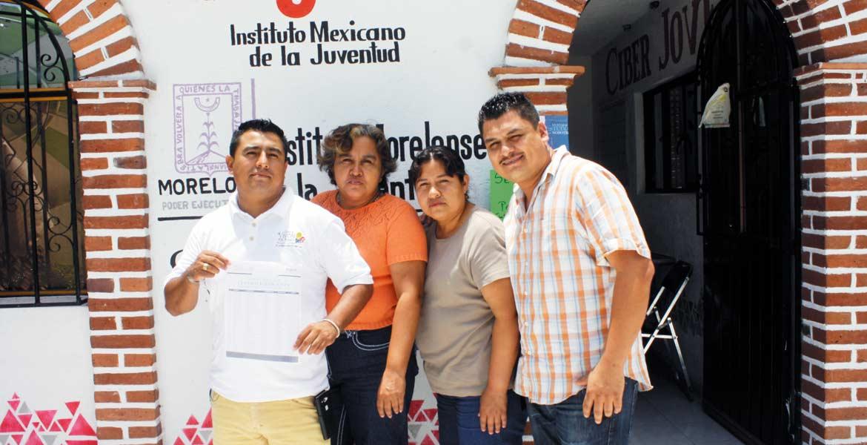 Actividades. El Centro Poder Joven de Tepoztlán permitirá a la población adolescente realizar tareas, proyectos y actividades.