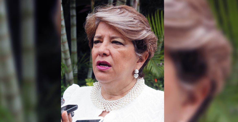 María Teresa Domínguez Rivera, dir. del Instituto de las Mujeres.