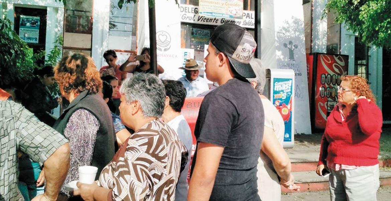 Manifestación. Vecinos de la colonia Satélite tomaron las instalaciones de la Delegación Vicente Guerrero; piden remoción del delegado recién nombrado.