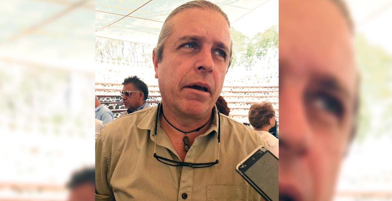 Topiltzin Contreras, titular de SDS