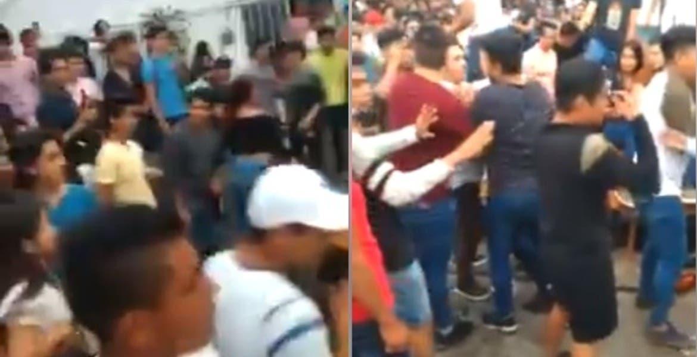 Tras pelea en bar de avenida Universidad, en Cuernavaca, realizan operativos