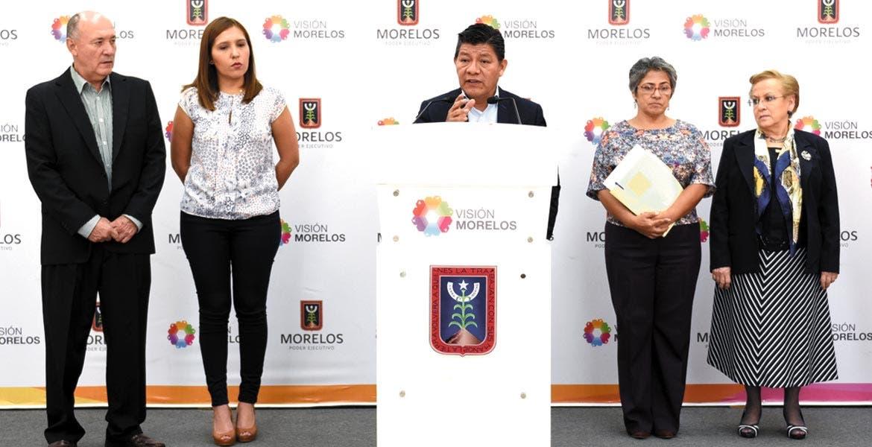 A detalle. Matías Quiroz dio a conocer las acciones para apoyar a la UAEM.