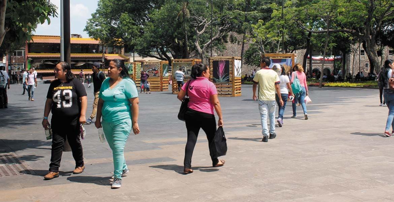 Plantón. Universitarios liberarán hoy parte del Centro Histórico que en febrero iniciaron con actividades en la plaza de armas.