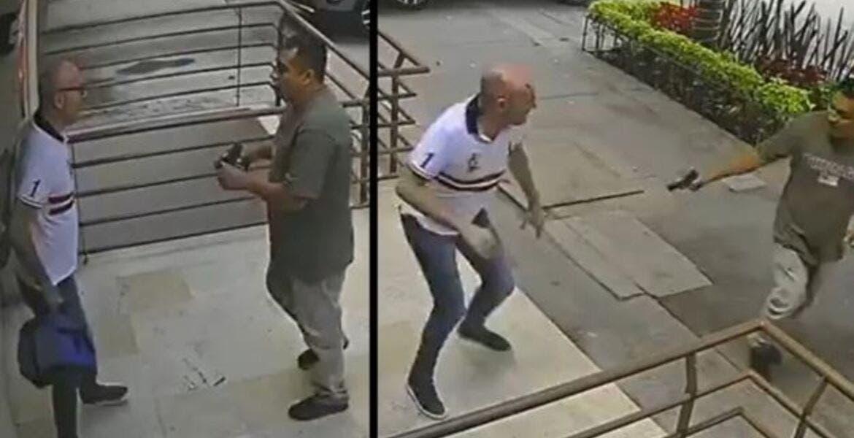 Un hombre fue víctima de asaltante en CDMX, con pistola y golpes le robó
