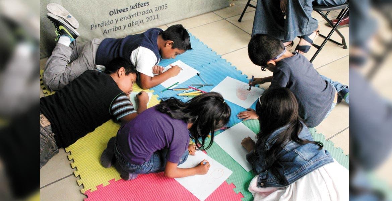 Actividades lúdicas. Buscan fomentar en los niños el hábito de la lectura de una manera divertida.
