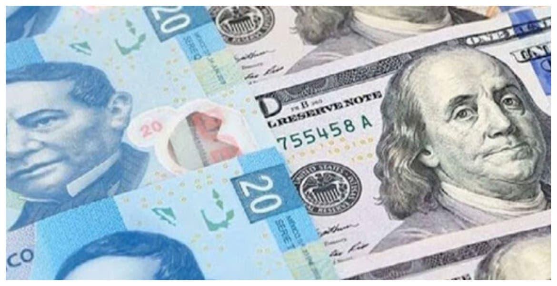 ¡Ya era hora! Dólar se vende por debajo de los 20 pesitos