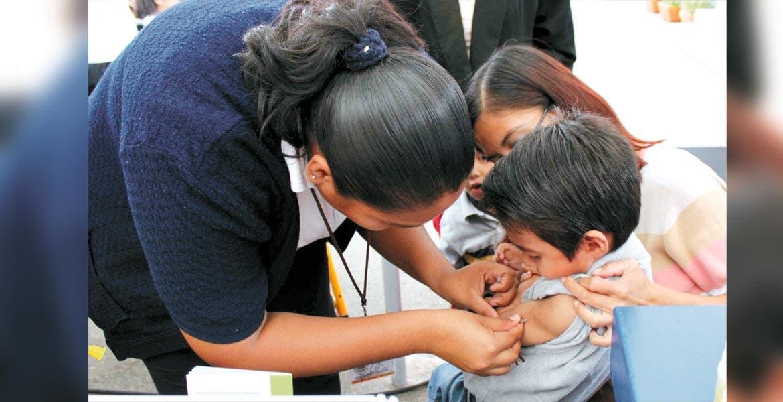 Se esperan 486 mil dosis de vacunas contra la Influenza