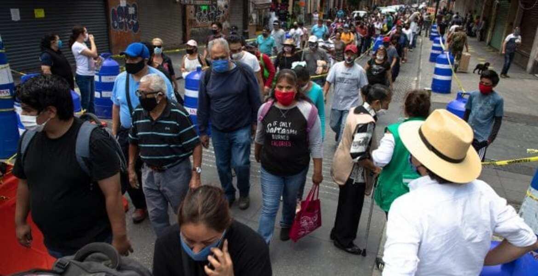 Van 34 mil 730 muertos por COVID-19 en México hasta el día de hoy