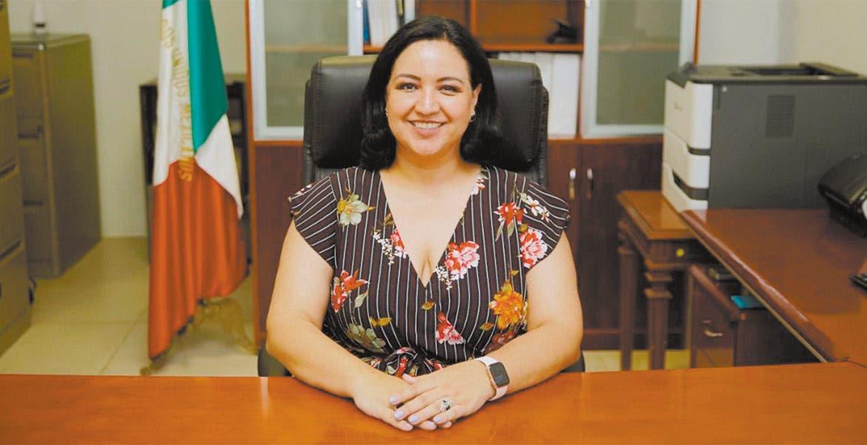 Asume Vanessa Cornejo dirección del Instituto de Servicios Catastrales en Morelos