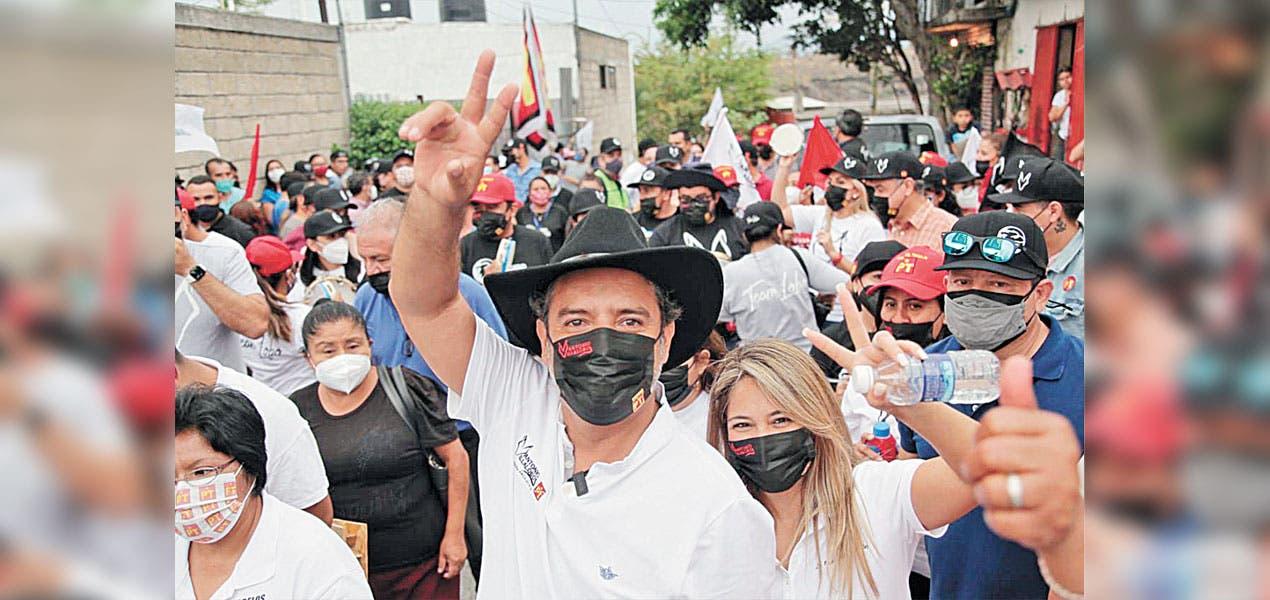 Villalobos cuenta con la Mina 5, en Cuernavaca