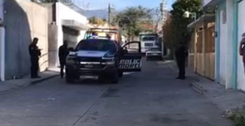 Atacan a balazos a líder sindical en Jiutepec
