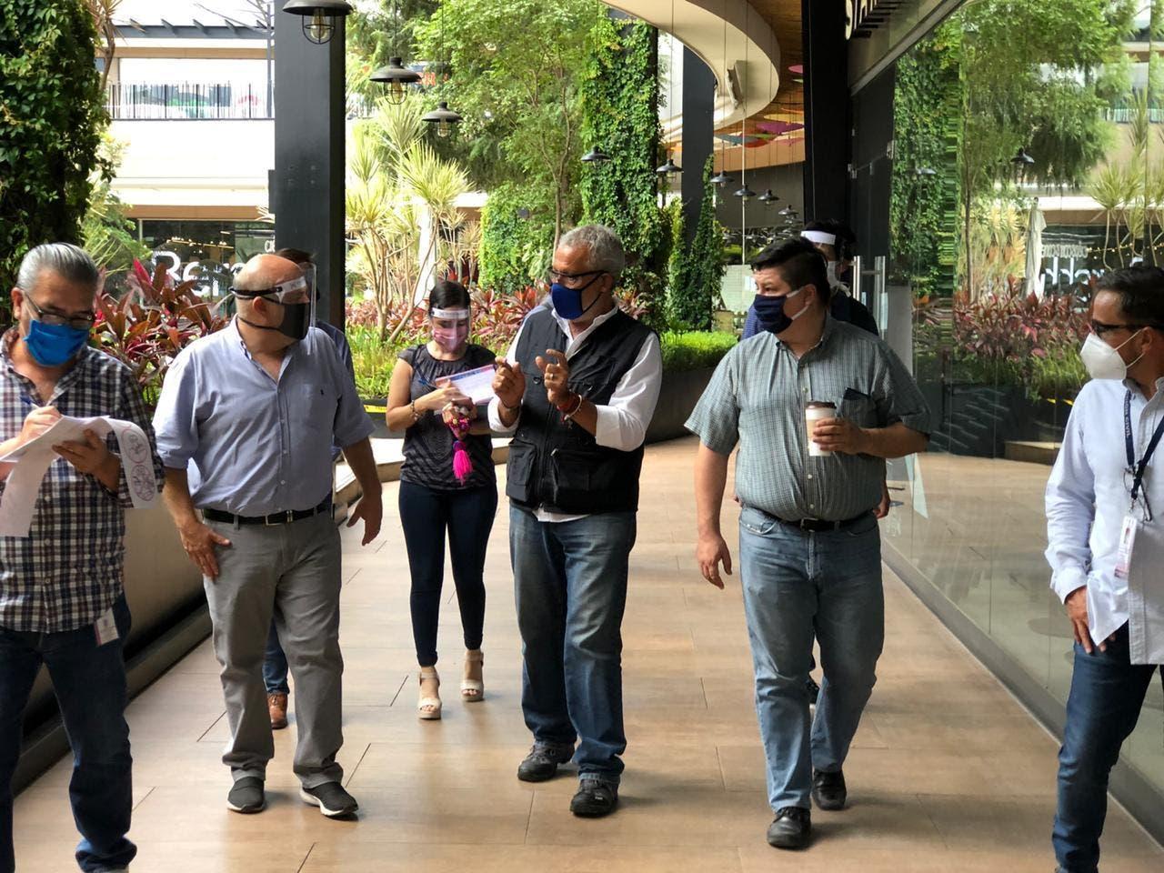 Comercio y servicios establecidos de Cuernavaca estarán preparados para la Nueva Normalidad