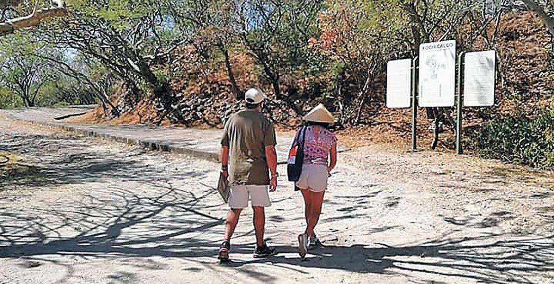 Reactivan zonas arqueológicas Xochicalco y Chalcatzingo