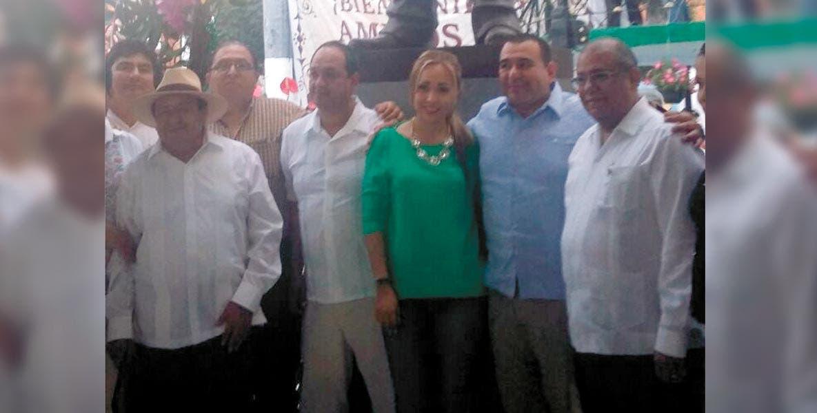 Monumento. Yautepec marcó una honda huella en el escritor, político y militar oriundo de Tixtla, Guerrero.