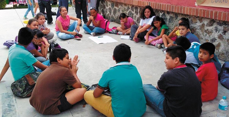 Actividades. En tres sedes de Yautepec son atendidos más de 600 niños que se registraron al curso Verano Activo donde fomentan el arte y la cultura.
