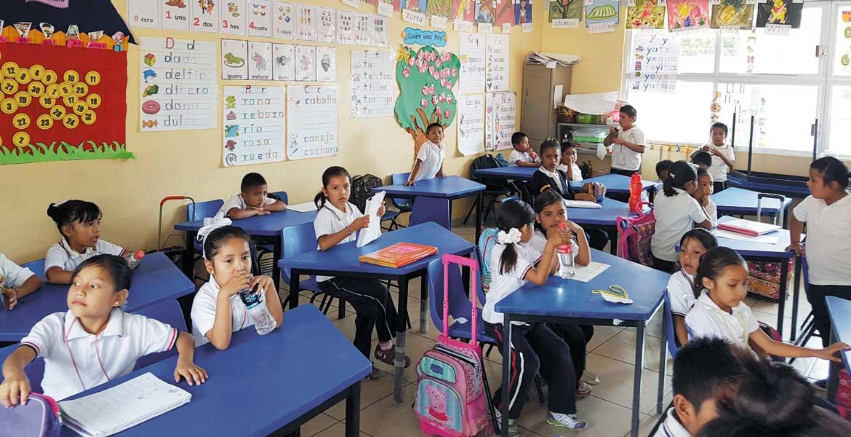 Inversión. En la rehabilitación se invirtieron 5.2 millones de pesos, dentro de las acciones del programa Escuelas al CIEN.