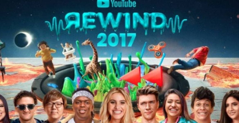 YouTube Rewind 2017 presenta lo mejor del año Tecnología /Dec 06 2017