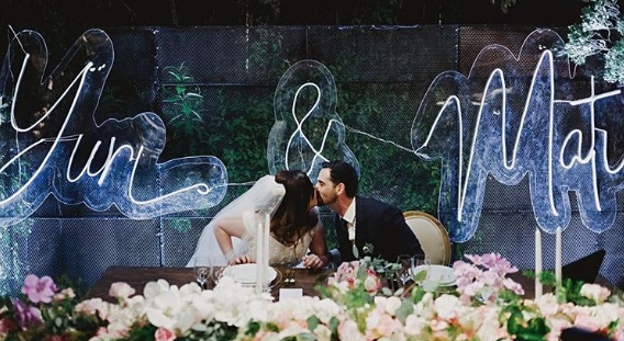 Yuridia se casa en secreto con Matías Aranda en Tepoztlán