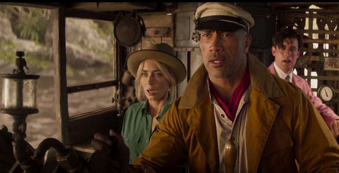"Disney estrenará ""Jungle Cruise"" en cines y ""streaming"" el 30 de julio"