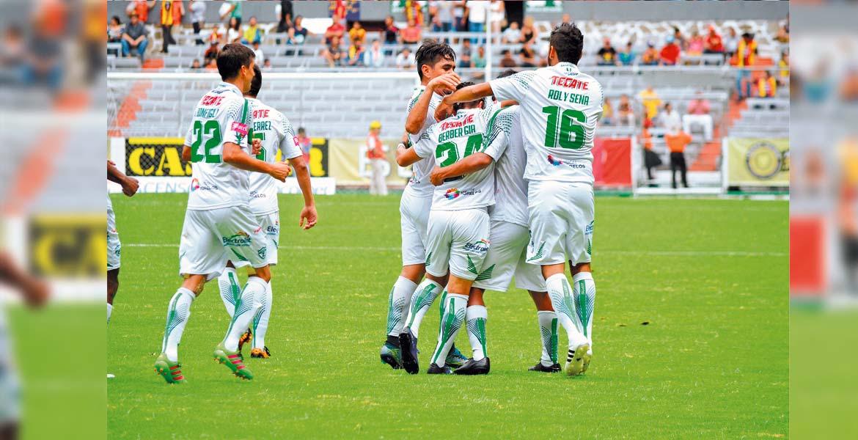 Zacatepec logra traerse los tres puntos valiosos en calidad de visitante, al vencer a Leones Negros y de paso meterse a zona
