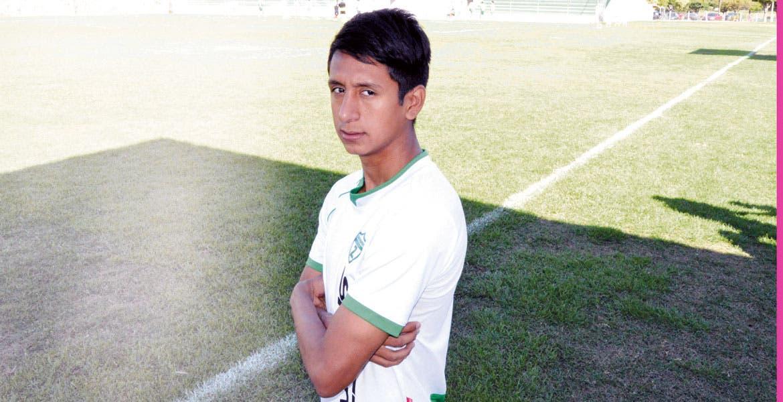 Quiere más. Luis espera sumar más minutos con el Zacatepec en el torneo.
