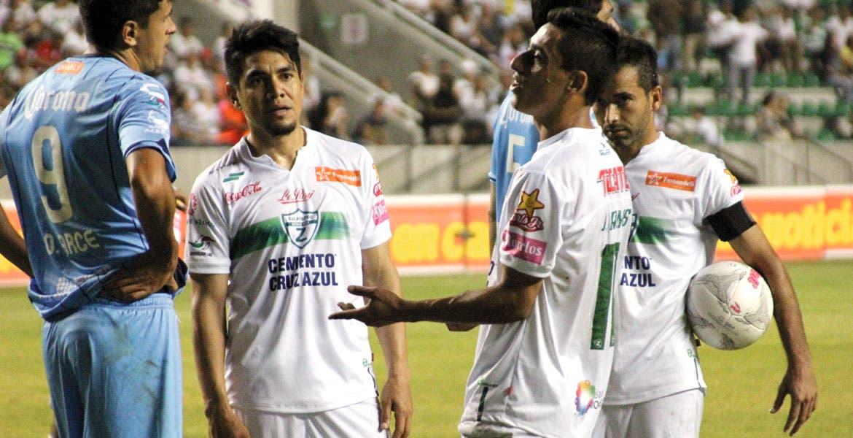 Rescatan el punto. Zacatepec y San Luis dieron un buen encuentro.