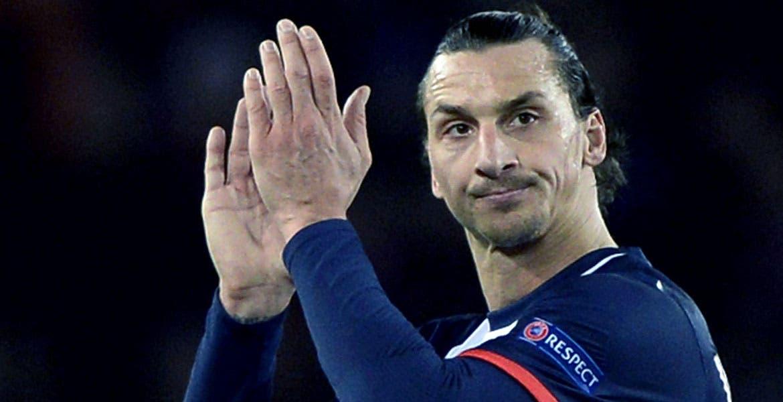 Zlatan Ibrahimovic de Paris Saint Germain (PSG) anunció que hoy será su último partido con su escuadra cuando reciba en el Parque de los Príncipes al Nantes