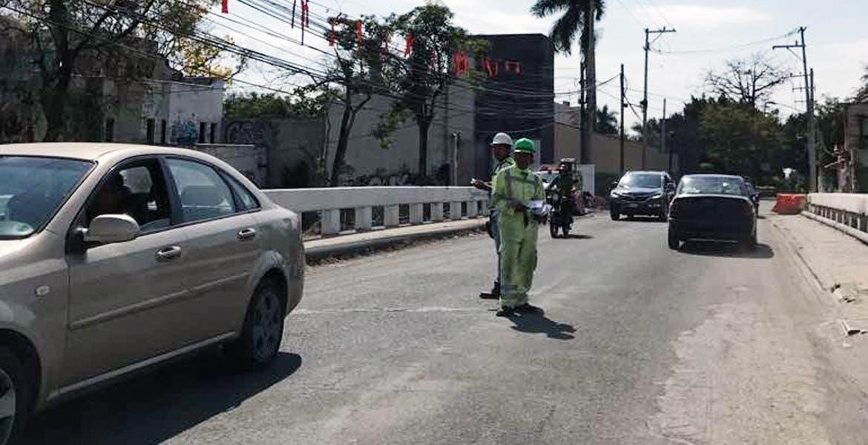 La Policía Vial de Cuernavaca apoyará con 70 elementos para agilizar la circulación por las vías alternas que se han habilitado