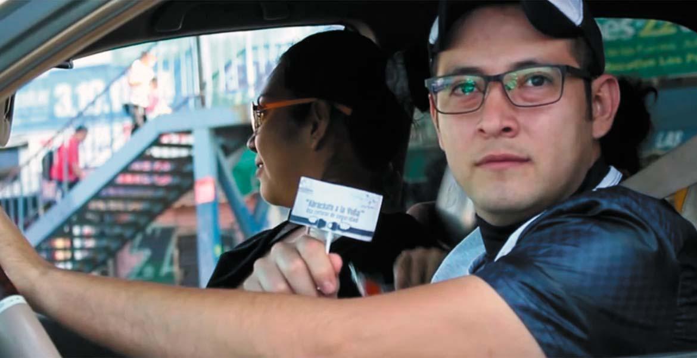 Víctimas de accidentes piden usar cinturón de seguridad