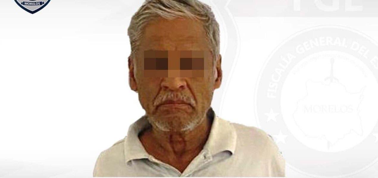 José Antonio cae en Cuernavaca por abusar de su hijastra